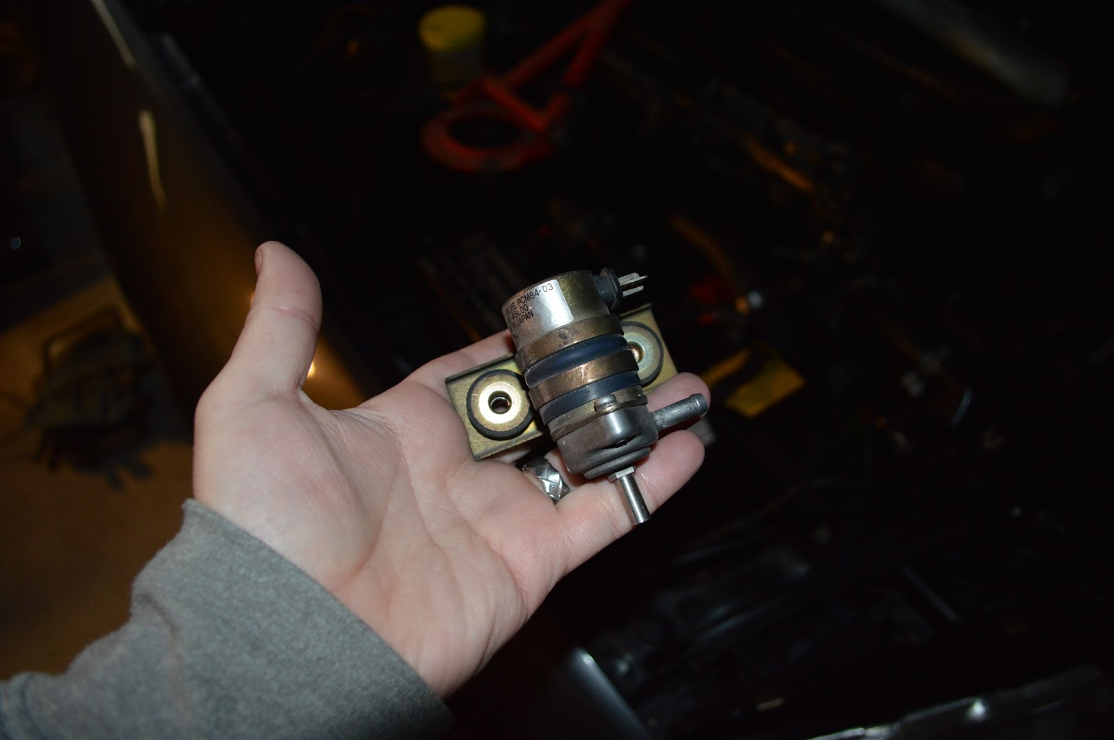 small resolution of stock boost solenoid