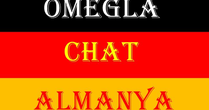 Omegla Chat Almanya   Chat Rulet