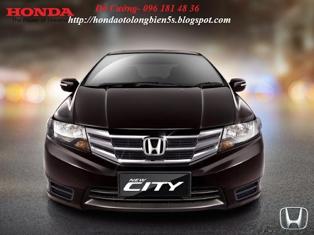 phiên bản thứ 4 của Honda City