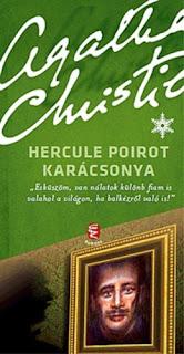 Agatha Christie – Hercule Poirot karácsonya  könyves vélemény, könyvkritika, recenzió, könyves blog, könyves kedvcsináló, György Tekla, Tekla Könyvei