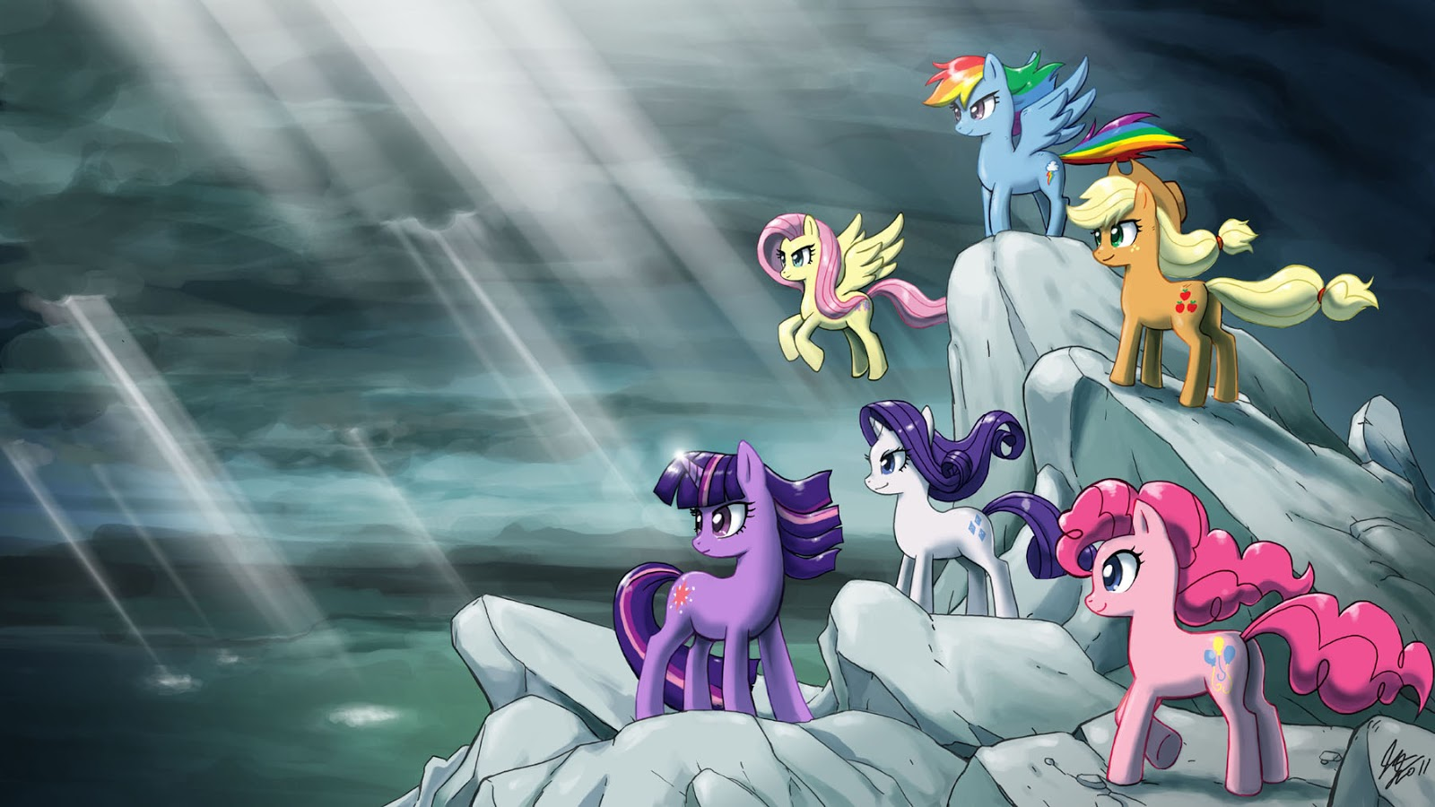 Equestria Daily - MLP Stuff!: Poll Results: Would You Like