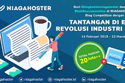 Lomba Blog Februari : Ikuti Kontes Blog Niagahoster Februari Hingga Maret Berhadiah Jutaan Rupiah
