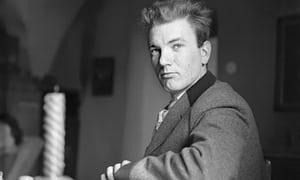 A young Thomas Bernhard