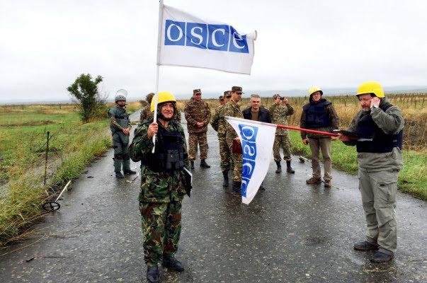 Armenia quiere que la OSCE supervise frontera con Nakhijevan