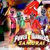 Jual Kaset Film Power Ranger Samurai