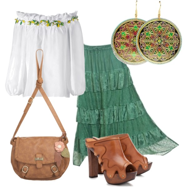 Outfits de moda me tomo cinco minutos estilo hippie for Imagenes boho chic
