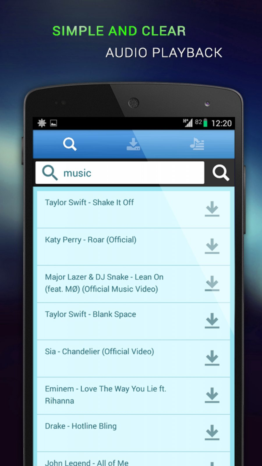 Music Paradise Pro Apps