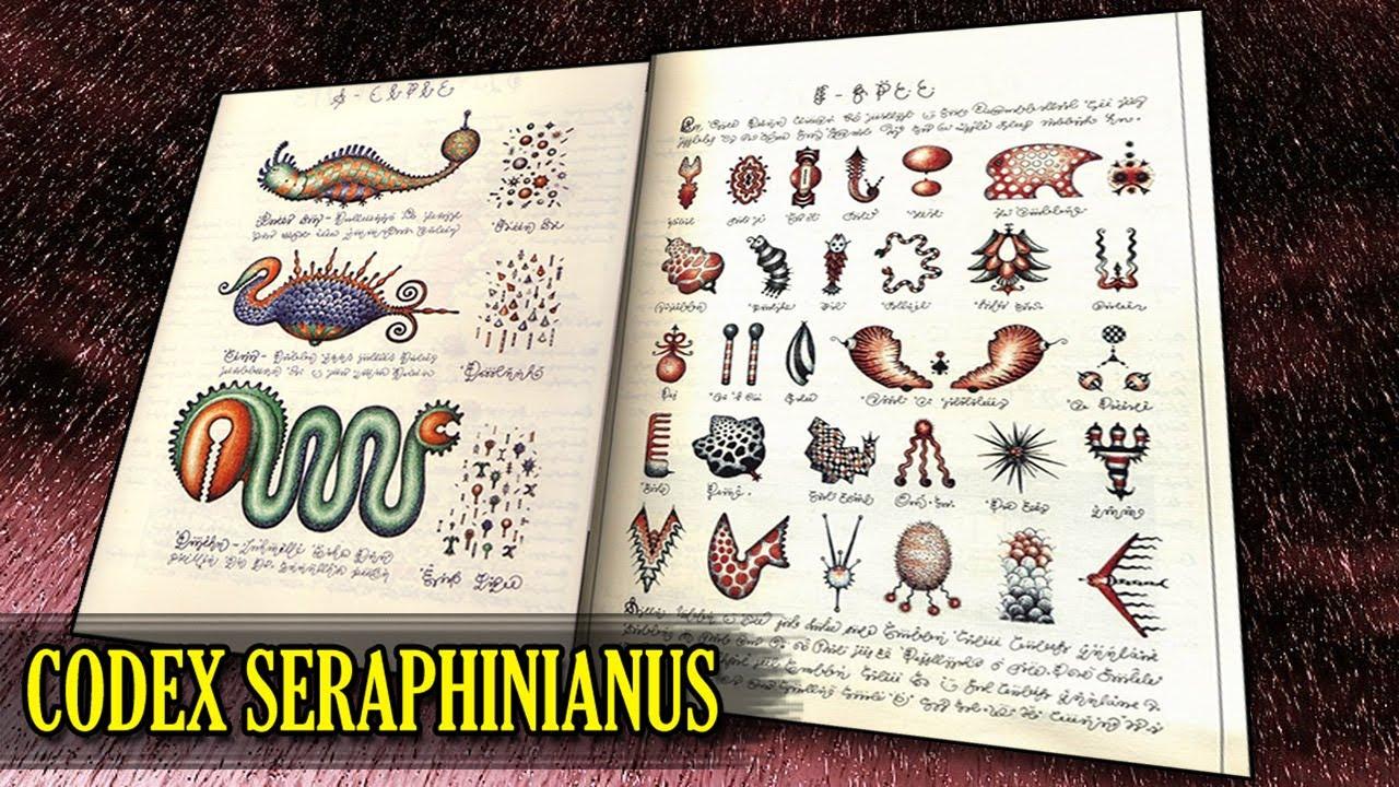 Codex Seraphinianus, el extraño libro que describe la ciencia de un mundo paralelo