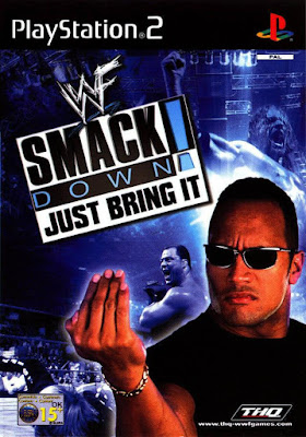 WWF Smack Down Just Bring it game  for PC