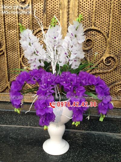 Hoa da pha le tai Pham Dinh Ho