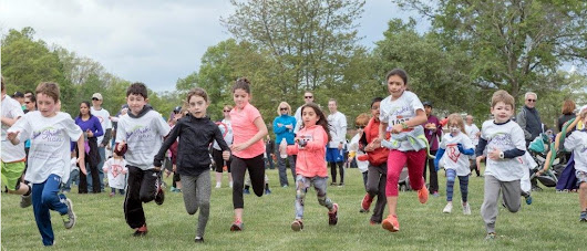The H.O.P.E. 5K Run & 2K Family Walk for Saint Barnabas Medical Center