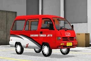 Download Livery Angkot MOD Bus Simulator Indonesia (BUSSID) v3.2 Terbaik