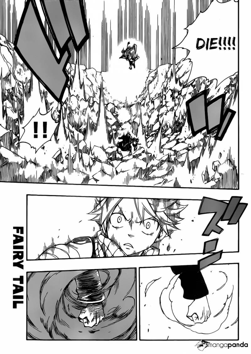 Fairy Tail Ch 423: Because I Love You.