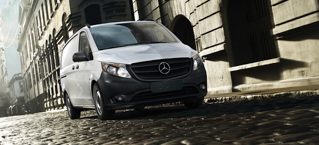 2016 Mercedes-Benz Metris white