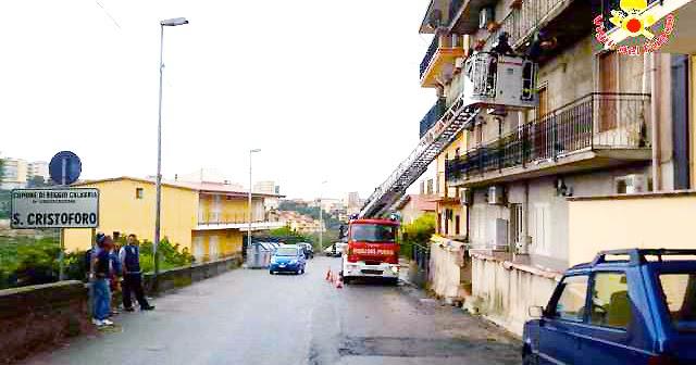 MALTEMPO. Ancora interventi dei Vigili del fuoco