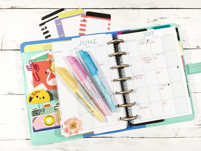 Mini Happy Planner Monthly
