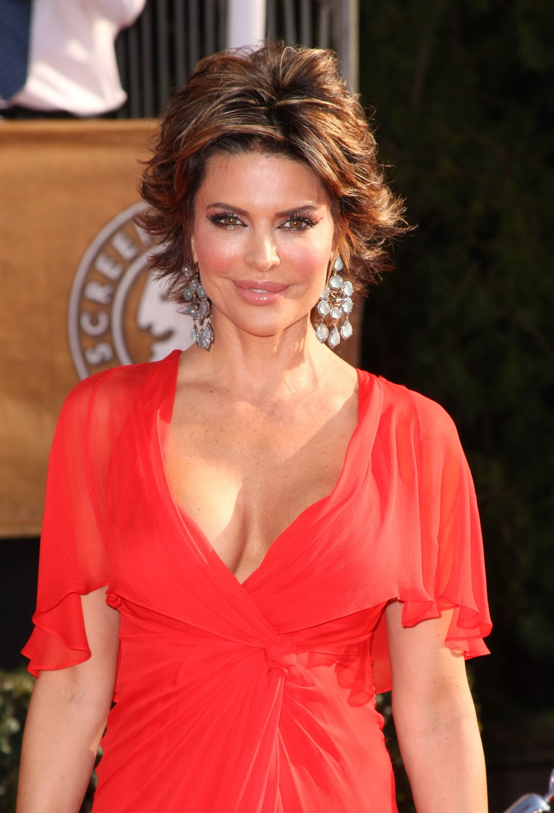 Celebrity Bra Size: Lisa Rinna - 90D (34C)  Celebrity Bra S...