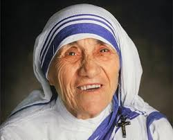 Mensagem de Reflexão Madre Tereza.