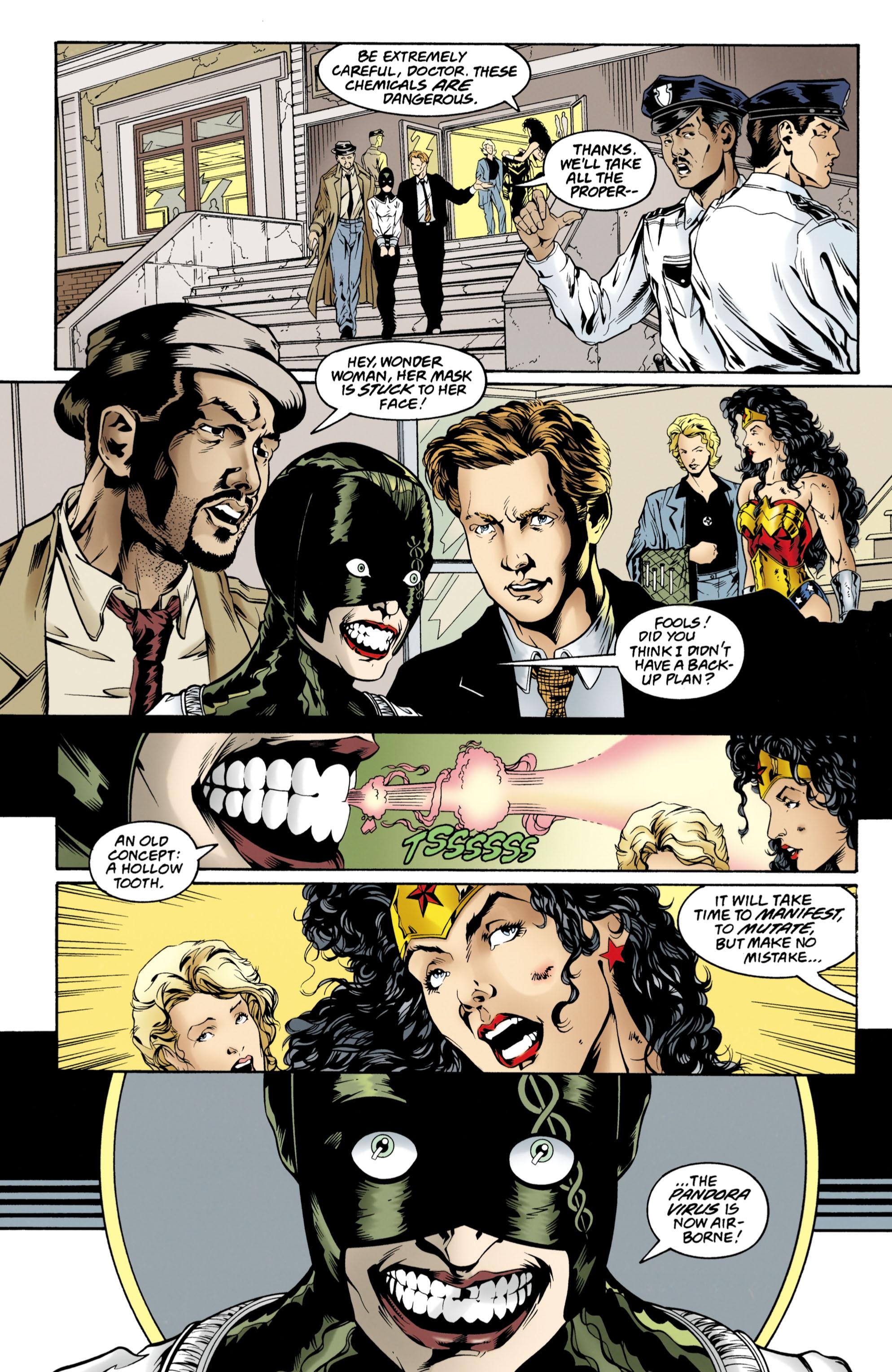 Read online Wonder Woman (1987) comic -  Issue #152 - 19