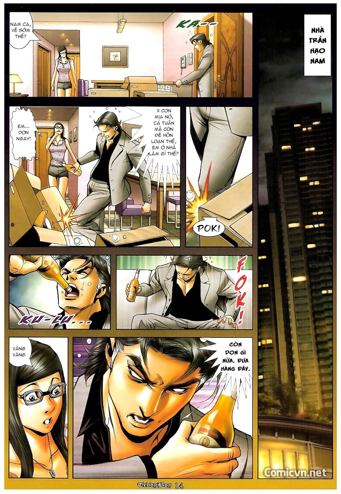 Người Trong Giang Hồ - Chapter 1210: Giải tán - Pic 13