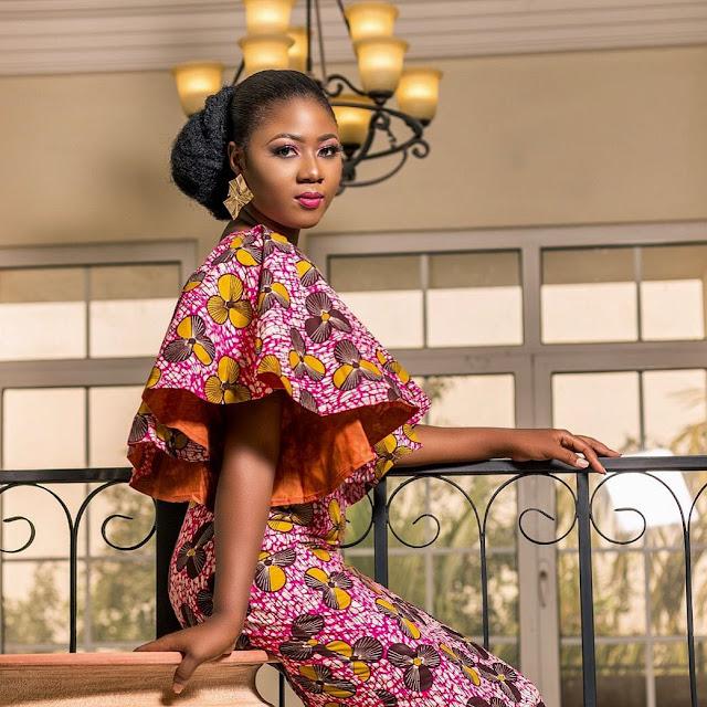 Ghanaian Actress and movie producer Salma Mumin