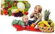 makanan anak-anak