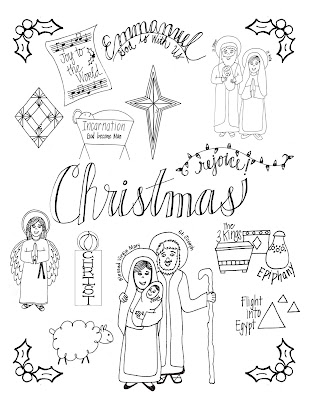 Look to Him and be Radiant: What Christmas Looks Like