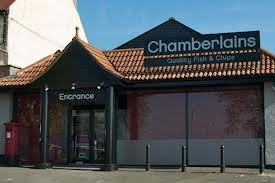 Chamberlains Fish Restaurant Week