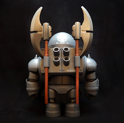 Squad 33 Resin Figure by Huck Gee
