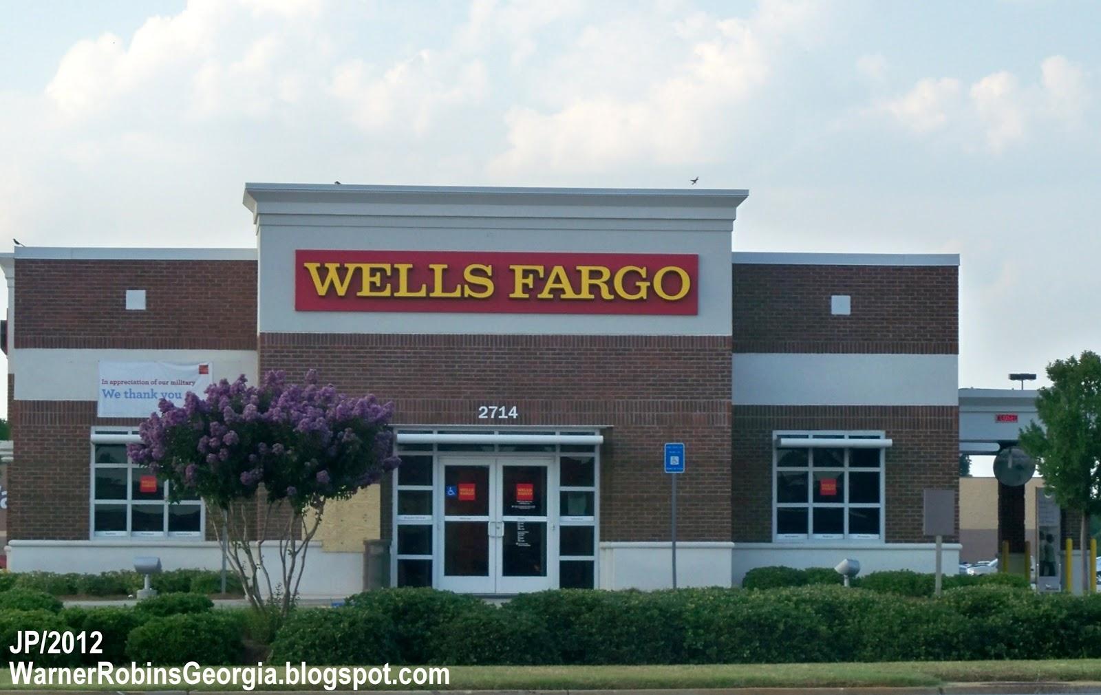 bank branch number wells fargo