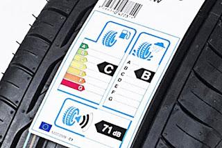 La comercialización de neumáticos 'F' para turismo y furgoneta, prohibida desde el 1 de noviembre