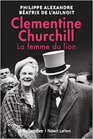 Clementine CHURCHILL La femme du lion Edtions Tallendier