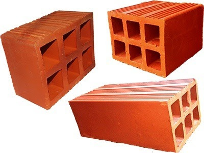 Clay bricks for sale