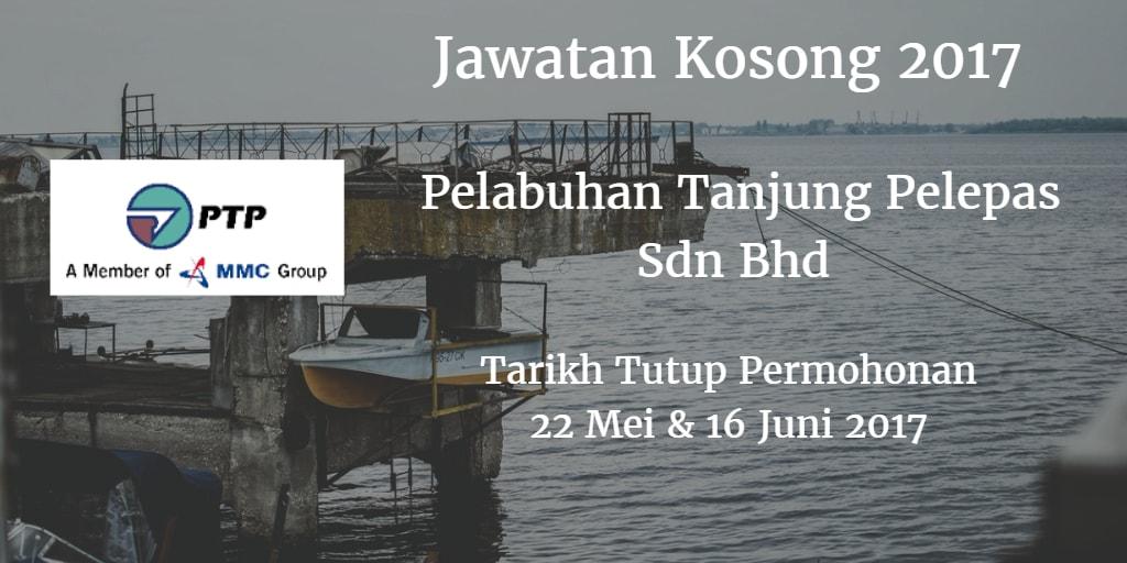 Jawatan Kosong PTP 22 Mei & 16 Juni 2017