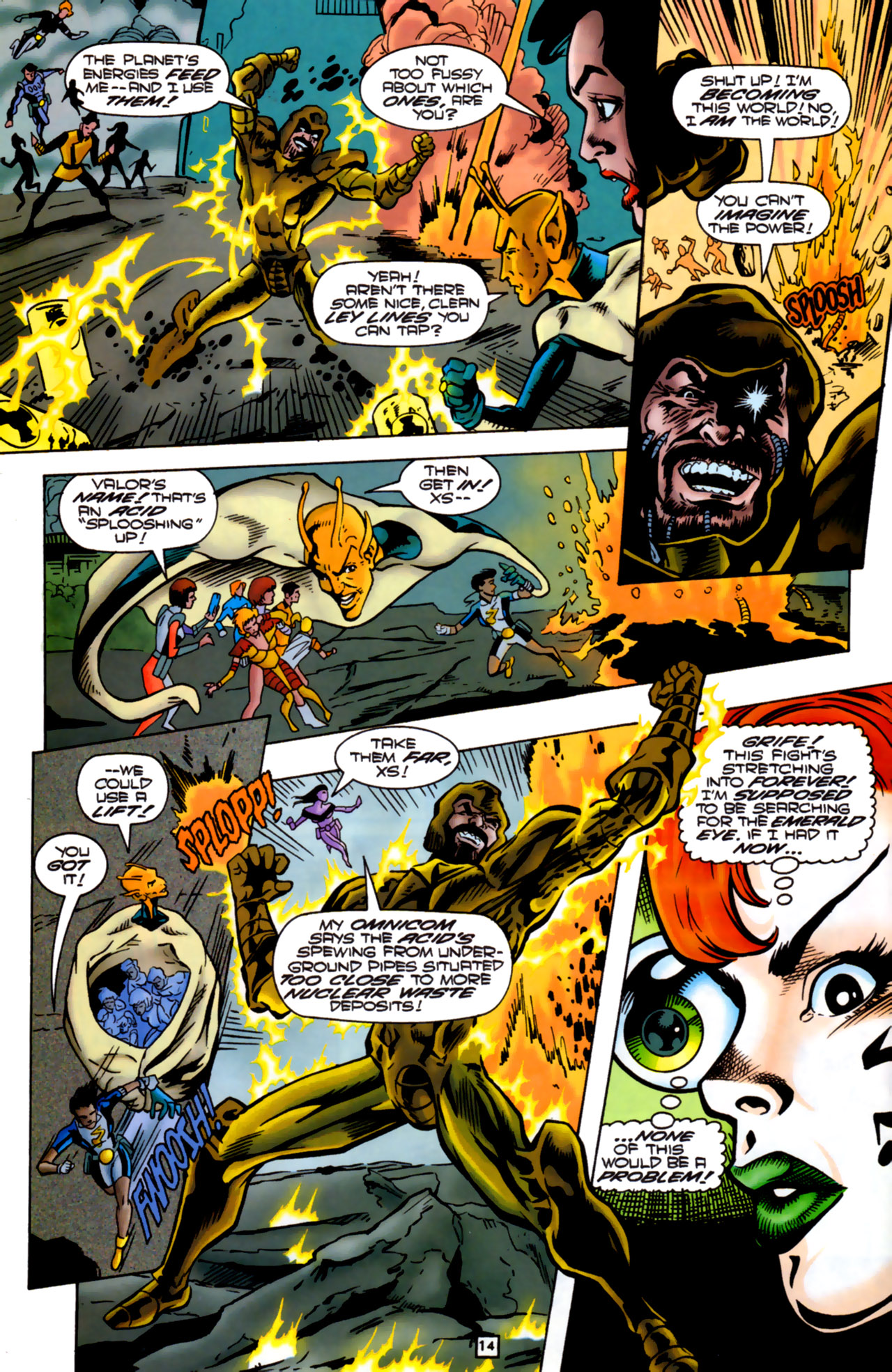 Legion of Super-Heroes (1989) 83 Page 13