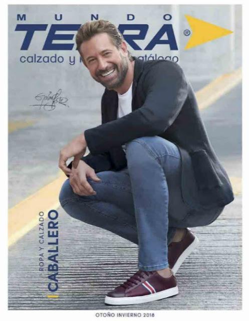Catalogo Mundo Terra zapatos caballeros Otoño Invierno 2018