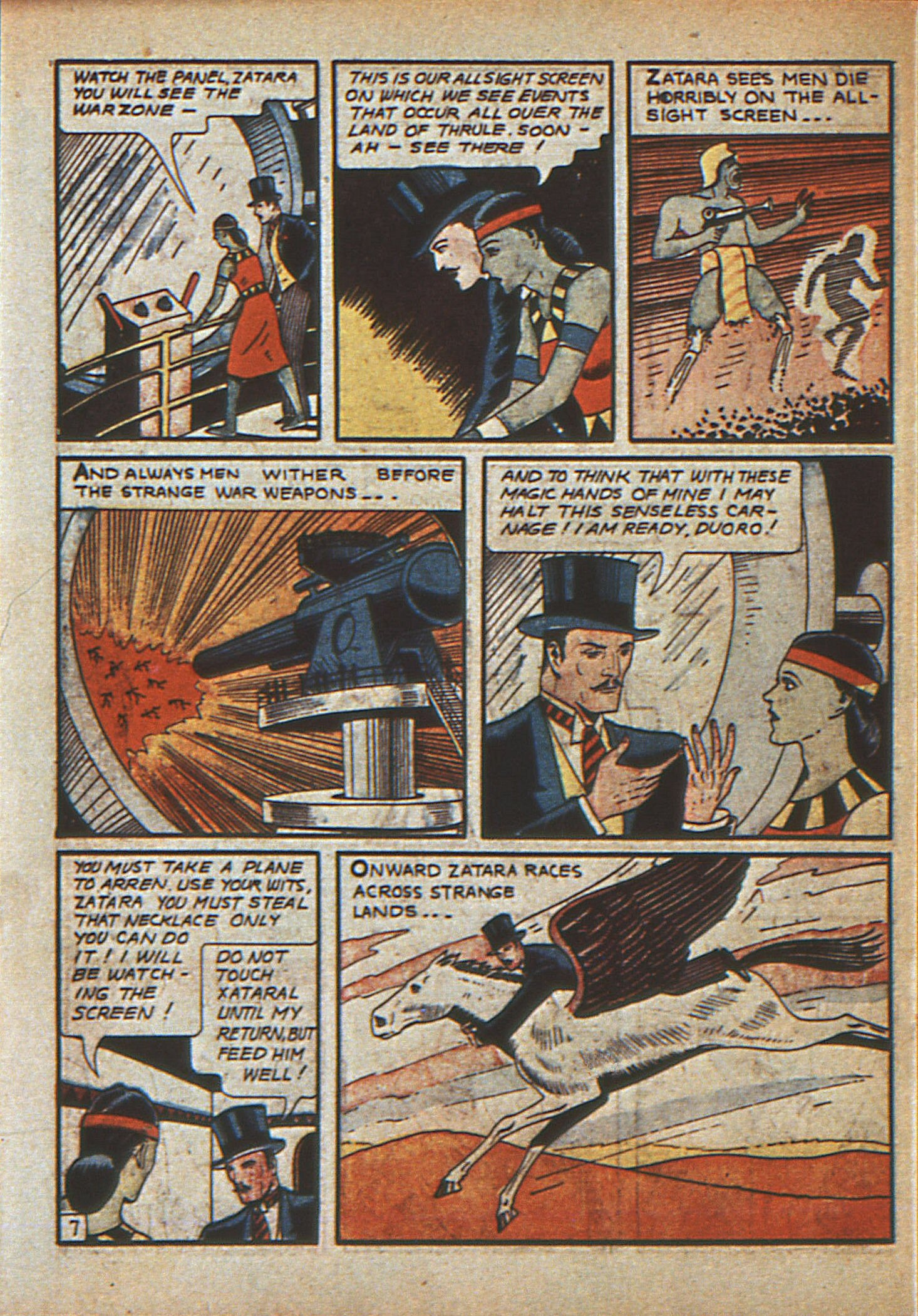Read online Action Comics (1938) comic -  Issue #12 - 61