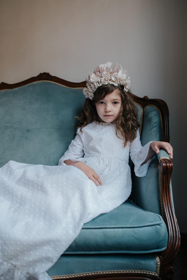vestidos de comunion sommera - blog la comunion de noa magazine