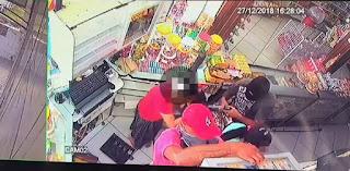 Polícia Militar de Registro-SP prende dois homens por Roubo em Padaria