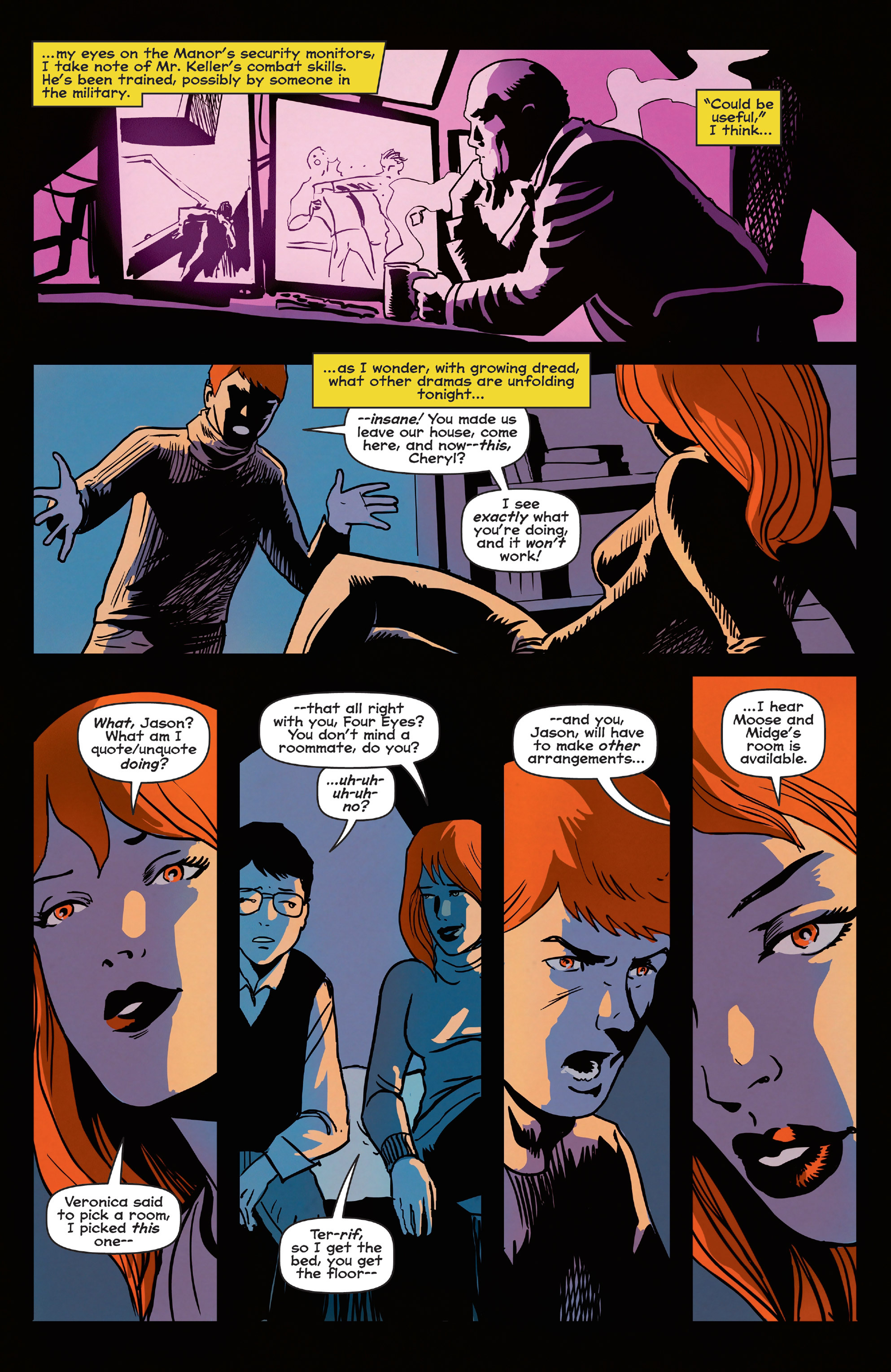Read online Afterlife with Archie comic -  Issue #5 - 11