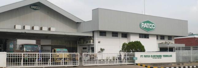 Lowongan Kerja Pabrik Elektronik di PT Patco Elektronik Indonesia Cikarang