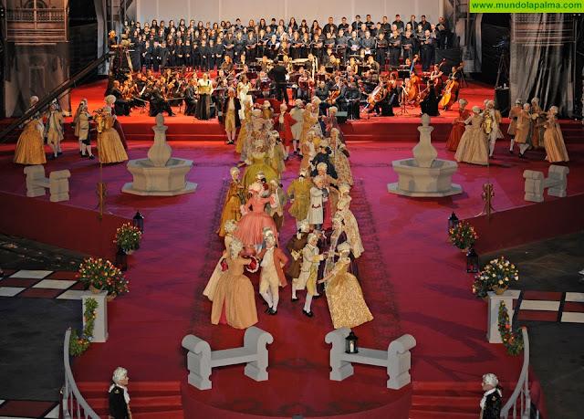 El Consejo Rector de la Bajada de la Virgen convoca a un taller a los aspirantes del Festival del Siglo XVIII