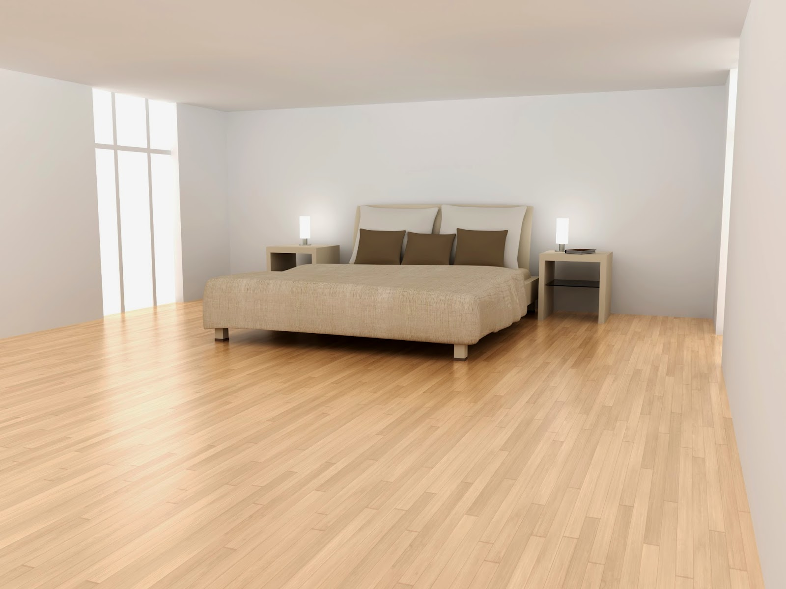 JCB Interiors: Bedroom Flooring: Carpet Vs. Hardwood