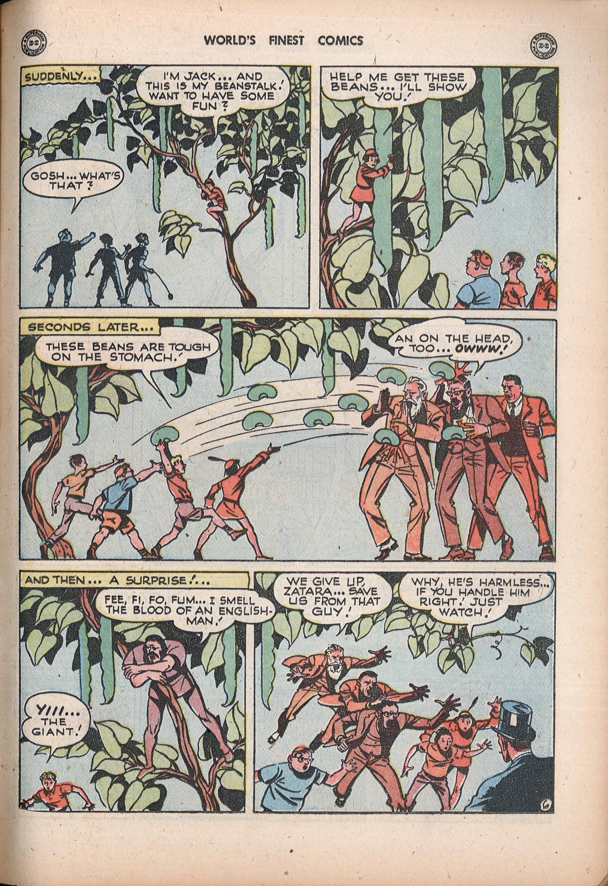 Read online World's Finest Comics comic -  Issue #32 - 33