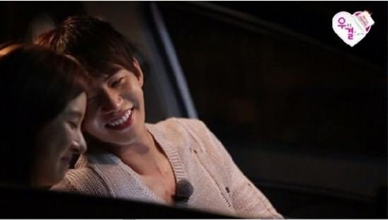 Song Jae Rim dan Kim So Eun Nonton Film Dewasa Bareng di 'WGM