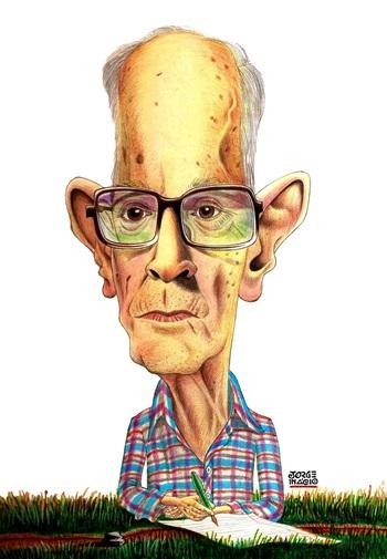 Blog do Jeff Rossi: 11 Caricaturas de Escritores Brasileiros I