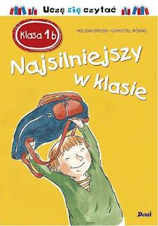 """""""Najsilniejszy w klasie"""" Helena Bross i Christel Ronns - recenzja"""