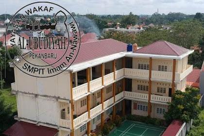 Lowongan Kerja SMPIT Imam An-Nawawi Pekanbaru Mei 2019