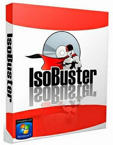 IsoBuster 3.7 Licence Key , Crack Latest Full Version