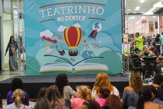 Center Shopping Rio apresenta o teatro infantil 'Cachinhos Dourados'